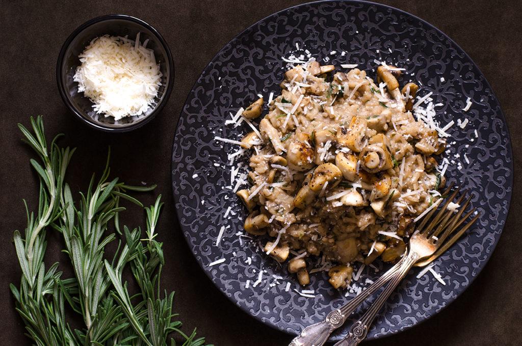 Джейми оливеры ризотто с грибами