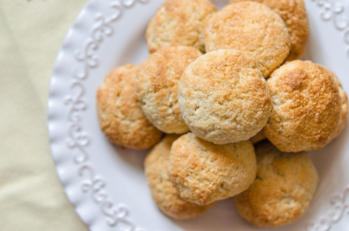Кокосовое печенье(постное)