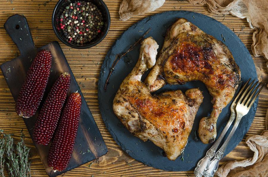 Запеченные куриные ножки от шеф-повара Гордона Рамзи