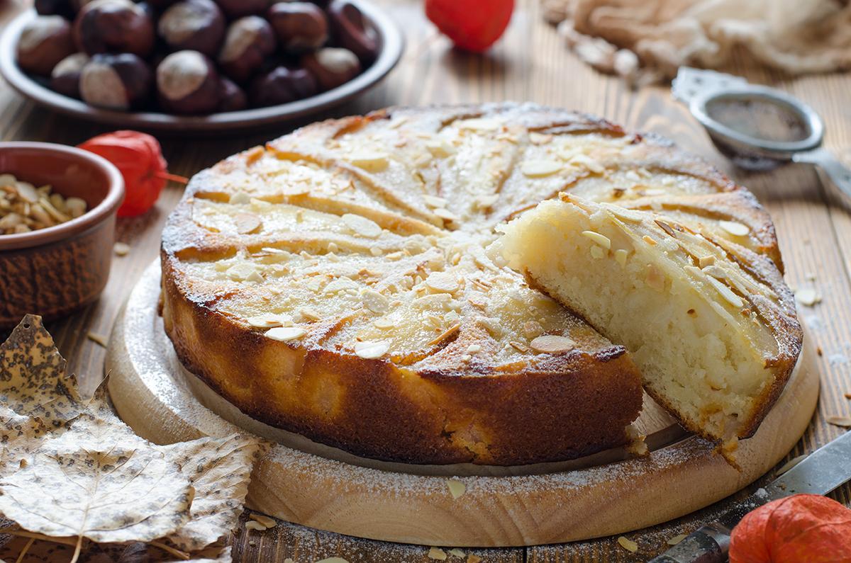 Картинка пирог с яйцами