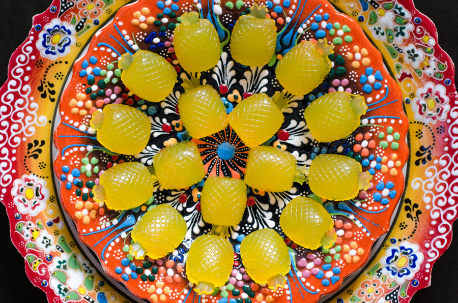 Мармелад апельсиновый на агар-агаре