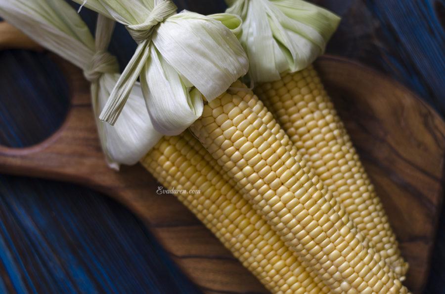 Просто кукуруза