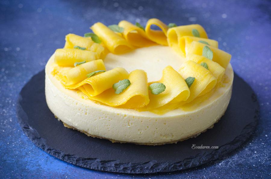 Торт-мусс с манго